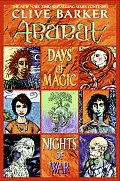 Abarat: Days Of Magic, Nights Of War - Book Two by Clive Barker