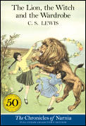 Chronicles of Narnia #02: The Lion, the Witch and the Wardrobe Cover