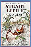 Stuart Little 60th Anniversary Edition (Full Color) Cover