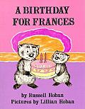 A Birthday for Frances (Trophy Picture Books) Cover