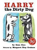 Harry the Dirty Dog (76 Edition) Cover
