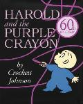 Harold and the Purple Crayon (55 Edition) Cover