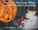 The Little Old Lady Who Was Not Afraid of Anything Cover