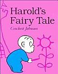 Harold's Fairy Tale (Further Adventures of with the Purple Crayon) Cover