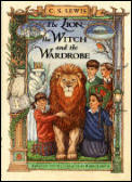 Lion The Witch & The Wardrobe Graphic No