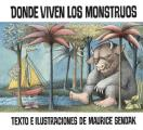 Where the Wild Things Are (Spanish Edition): Donde Viven Los Monstruos (Historias Para Dormir) Cover