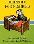 Bedtime for Frances (Trophy Picture Books) Cover