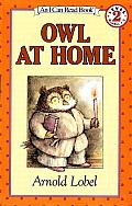 Owl at Home (I Can Read Books) Cover