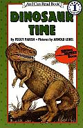 Dinosaur Time (I Can Read Book)