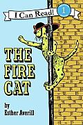 The Fire Cat (I Can Read Books) Cover