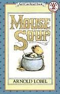 Mouse Soup (I Can Read Books) Cover