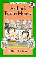 Arthur's Funny Money (I Can Read Books) Cover