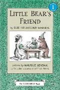 Little Bear's Friend (I Can Read Books) Cover