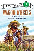 Wagon Wheels (I Can Read History Book)