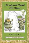 Frog and Toad All Year (I Can Read Books) Cover