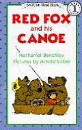 Red Fox and His Canoe (I Can Read Books: Level 1) Cover