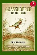Grasshopper on the Road (I Can Read Books) Cover