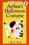 Arthur's Halloween Costume (I Can Read Books) Cover