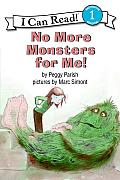 No More Monsters For Me