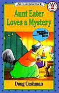 Aunt Eater Loves a Mystery (I Can Read Book) Cover