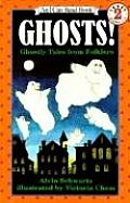 Ghosts!: Ghostly Tales from Folklore (I Can Read Books)