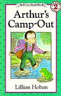Arthur's Camp-Out (I Can Read Books) Cover