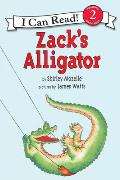 Zacks Alligator An I Can Read Book 2