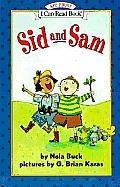 Sid & Sam My First I Can Read