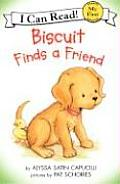 Biscuit Finds a Friend (My First I Can Read Books) Cover