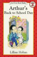 Arthur's Back to School Day (I Can Read Books)
