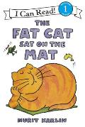 Fat Cat Sat On The Mat An I Can Read Boo