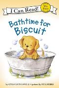 Bathtime for Biscuit (My First I Can Read Books)