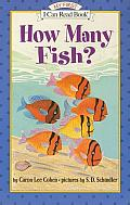 How Many Fish I Can Read Book