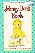 Johnny Lion's Book (I Can Read Books: Level 1) Cover
