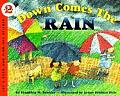 Down Comes the Rain (Let's Read-And-Find-Out Science) Cover