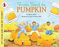 From Seed to Pumpkin (Let's-Read-And-Find-Out Science) Cover