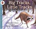 Big Tracks, Little Tracks: Following Animal Prints (Let's-Read-And-Find-Out Science: Stage 1)
