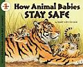 How Animal Babies Stay Safe (Let's-Read-And-Find-Out Science: Stage 1) Cover