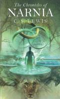 Chronicles of Narnia 7 Volumes Mass Market