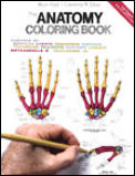 Anatomy Coloring Book 2ND Edition Cover