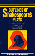 Outlines Of Shakespeares Plays