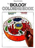 The Biology Coloring Book (HarperCollins Coloring Books) Cover