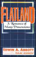 Everyday Handbook #573: Flatland: A Romance of Many Dimensions Cover