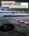 HarperCollins College Outline Elementary Algebra (HarperCollins College Outline)