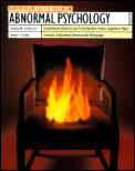 Abnormal Psychology 2nd Edition