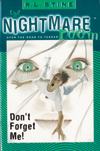 Nightmare Room #1: Don't Forget Me!