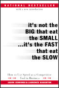 Its Not the Big That Eat the Small Its the Fast That Eat the Slow How to Use Speed as a Competitive Tool in Business