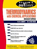 Thermodynamics 2ND Edition Schaums Outline Serie