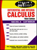 Schaums Outline of Differential & Integral Calculus 3rd Edition