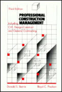 Professional Construction Management (Text Only) (3RD 92 Edition)